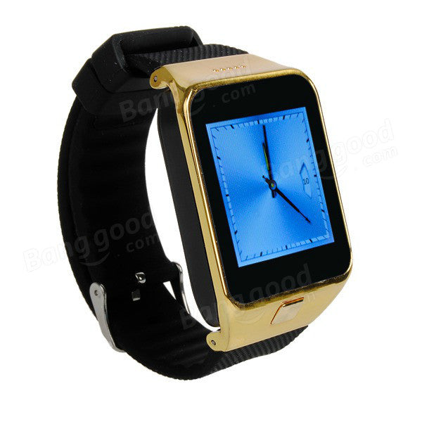 ZGPAX S28 1.54-inch MTK6260 bluetooth Smart Watch Phone - Slabiti
