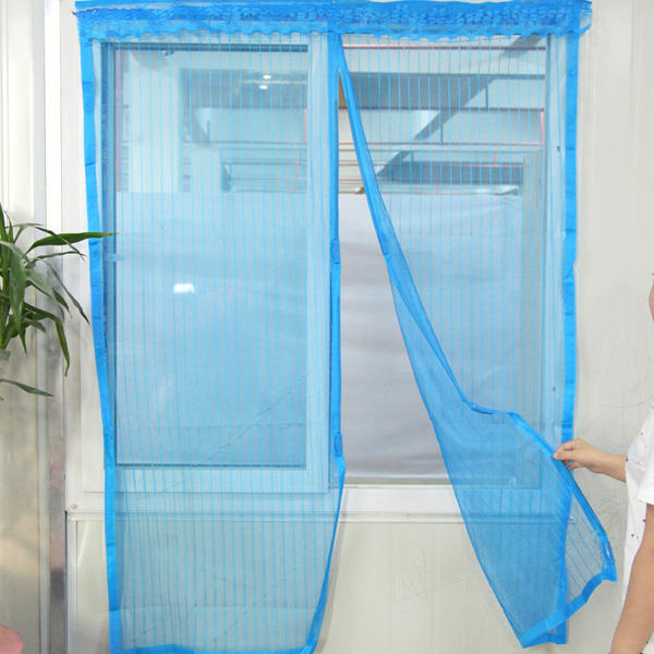 Magnetic Automatic Closing Anti-mosquito Mesh Soft Window Screen - Slabiti