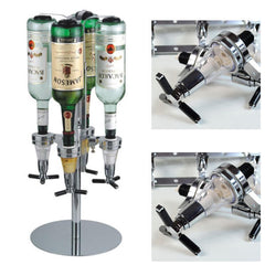 Wall Mounted Wine Dispenser  Beer Cocktail Juice Dispensers Bar Home Pourer Machine - Slabiti