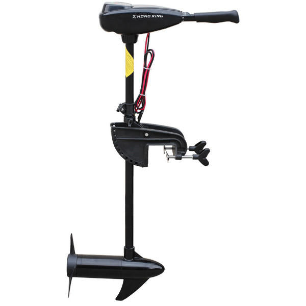 Marine Propulsion Electric Trolling Motor 55lb Power Boat Machine Outboard Propeller - Slabiti