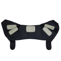 Self-heating Shoulder Support Adjustable Back Posture Corrector Child Adult Spine Shoulder Correction Protect Health Massage - Slabiti