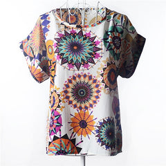 Summer tshirt Tops Low Price Plus Size Clothes Blusas Femininas Camisetas Women T Shirt Ladies Woman Short Cheap T-Shirt Top Tee - Slabiti