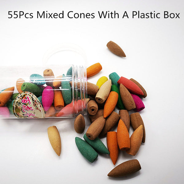 55pcs-mixed-cones