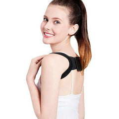 XL/L/M/S Posture Corrector Back Support Shoulder Belt Rectify StraightenClavicle Spine Back Shoulder Lumbar Posture Correction - Slabiti