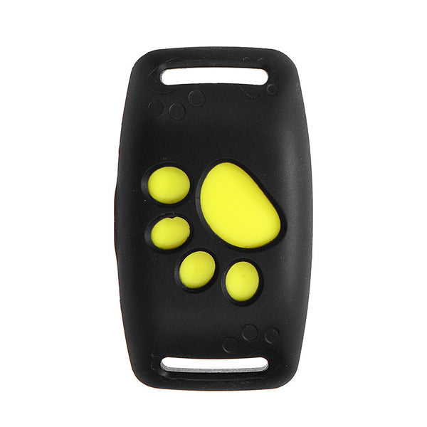 Z8 Mini Pet ABS GPS Function Black Plastic Collar Locator Tracker Precision 2-5m - Slabiti