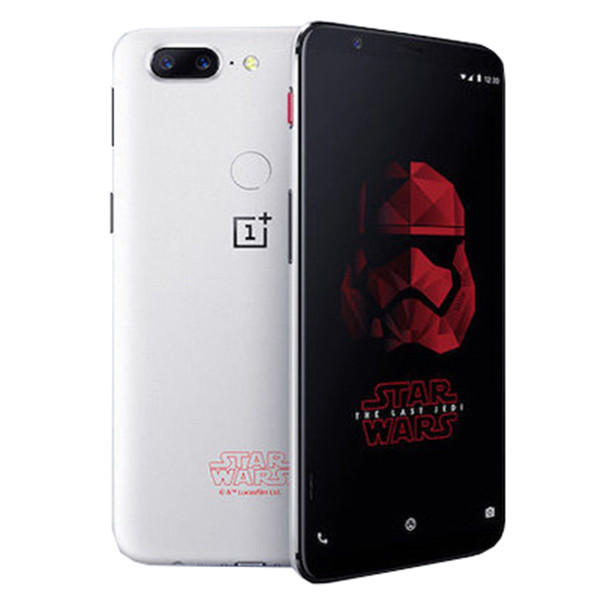 OnePlus 5T Star Wars Global Version 6.01 Inch 8GB RAM 128GB ROM Snapdragon 835 4G Smartphone - Slabiti