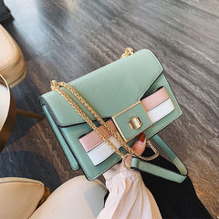 Women Fashion Shoulder Bag Multi-Color Bag Crossbody Bag - Slabiti