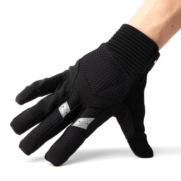 SAHOO Winter Cycling Gloves Full Finger Bike Motorcycle Warm Gloves - Slabiti