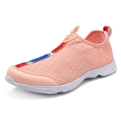 Breathable Beach Sneakers Slip On Casual Shoes - Slabiti