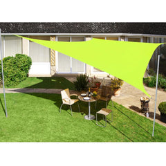 Tent Sunshade Sail Waterproof 420D Oxford Polyester Garden Canopy Cover Awning Outdoor Marine Yard Plant Protection - Slabiti