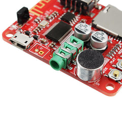 SANWU DC 5V bluetooth Speaker Receiver Board TF Card USB Decode Playback Board MP3 WMA WAV FLAC - Slabiti