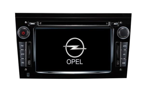 SA-7080B Car DVD Player Android Capacitive Touch Screen for Opel Series VECTRA ANTARA ZAFIRA CORSA - Slabiti