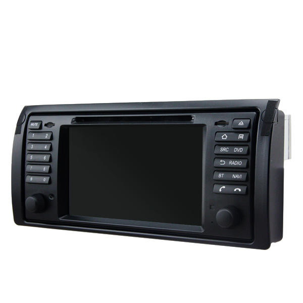 SA-709 Car DVD MP3 MP4 Player FM AUX in Android bluetooth Capacitive Touch Screen for BMW X5 5 Serie - Slabiti