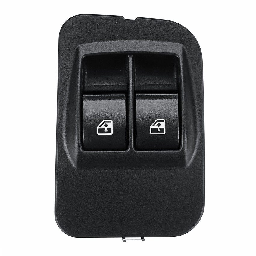 8Pin Electric Power Window Switch w/Frame 735461275 for Peugeot Bipper 2008-2014 - Slabiti