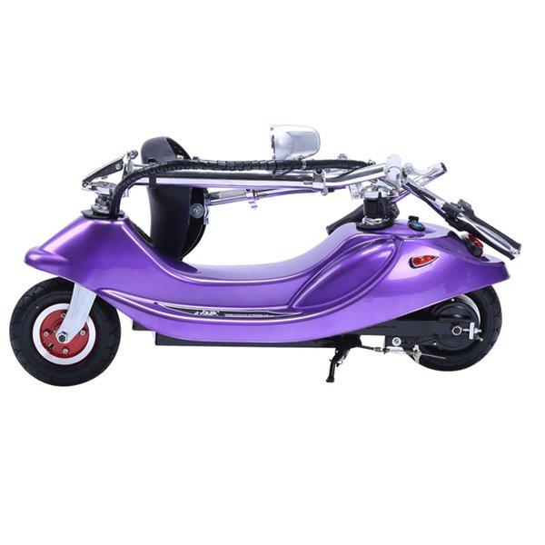 24V Mini Folding Electric Scooter Lithium Brushless Motor E-Bike - Slabiti
