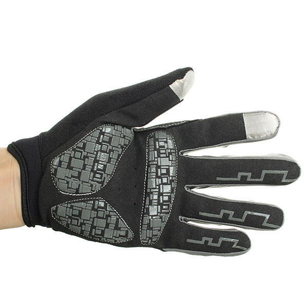 Universal Tough Screenn Skid-proof Anti Shock Gloves For Cycling Skiing Climbing - Slabiti