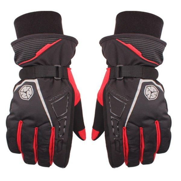 Winter Motorcycle Racing Gloves for Scoyco MC21 - Slabiti