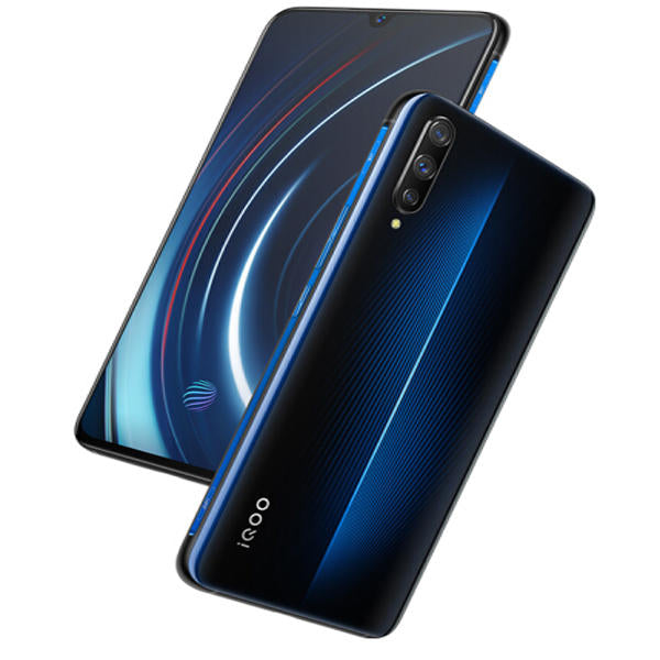 VIVO iQOO 6.41 Inch FHD+ NFC 4000mAh 44W Flash Charge 8GB 256GB Snapdragon 855 4G Gaming Smartphone - Slabiti