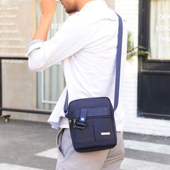 Men Fashion Casual Handbag Shoulder Bag Crossbody Bag - Slabiti