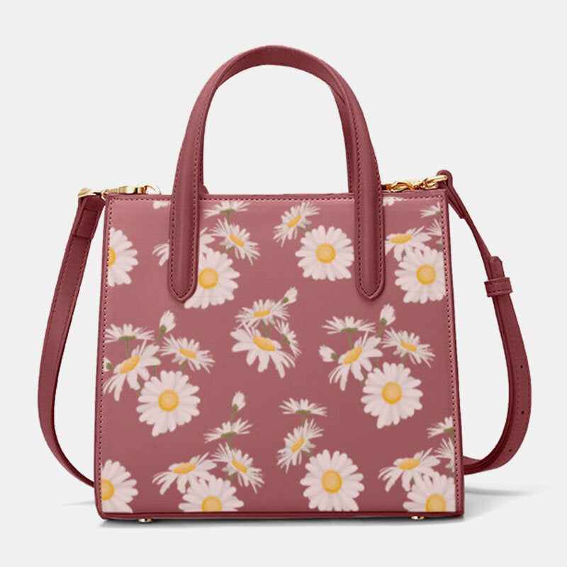 Fashion Elegnat Flower Handbag Shoulder Bag For Women - Slabiti
