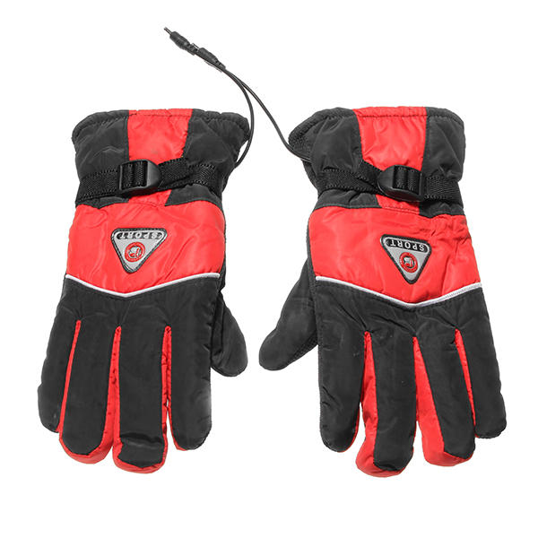 Motorcycle Electric Heated Gloves waterproof Warmer For Male And Female - Slabiti