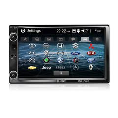 CL-2020 7 Inch HD Touch bluetooth Hands Free Remote Control Car MP5 Player - Slabiti