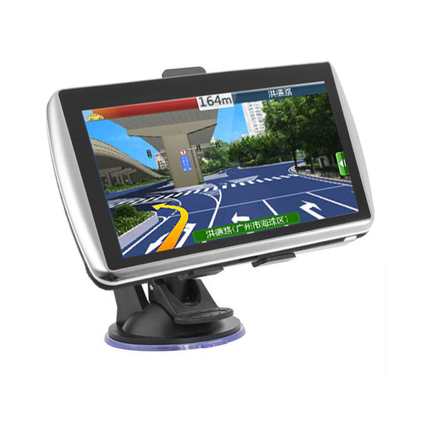 7 Inch Car GPS Navigation Sat Nav TFT LCD Touch Screen Support North America Europe Map - Slabiti