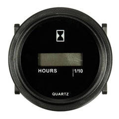 12/24/36V 2 inch Digital Hour Meter CE Gauge for Marine Boat Engine - Slabiti
