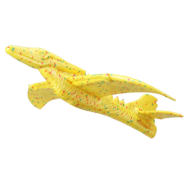 Inertial Foam EPP Airplane Dinosaur Winged Dragon Plane Toy 48cm Hand Launch Throwing Glider Aircraft - Slabiti