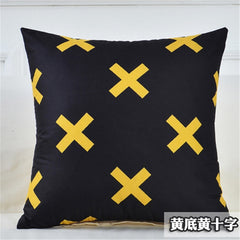 Cojines Sofa waist Cushion Cover Pillow 30x50/40x40/45x45/40x60/50x50/55x55/60x60cm Cheaper Decorative Throw Pillowcase for Home - Slabiti