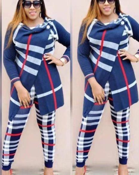 Jackets 2 Piece Set Women Clothes Autumn Winter Top And Sporting Pants Sweat Suit Two Piece Vocation Outfit Matching Sets - Slabiti