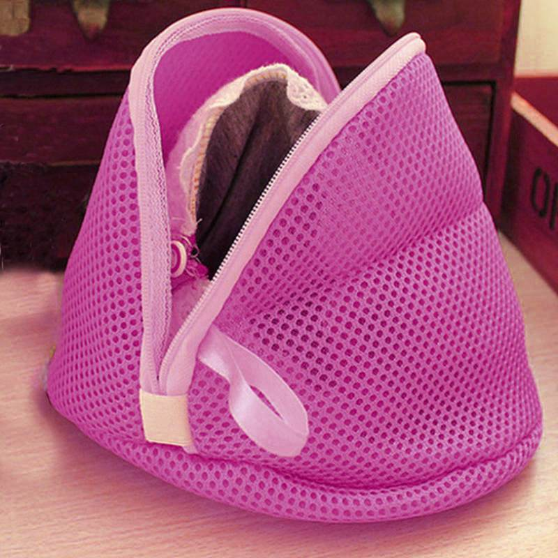 Modern Fashion High Quality Women Bra Laundry Lingerie Washing Hosiery Saver Protect Mesh Small Bag DROP SHIP - Slabiti
