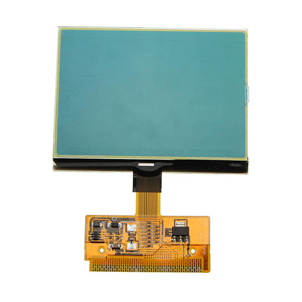 LCD CLUSTER Display Screen For Audi A3 A4 A6 Volkswagen Passat Seat - Slabiti