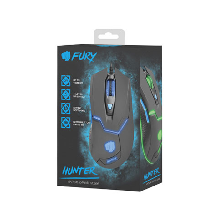 Natec Fury Hunter Mouse