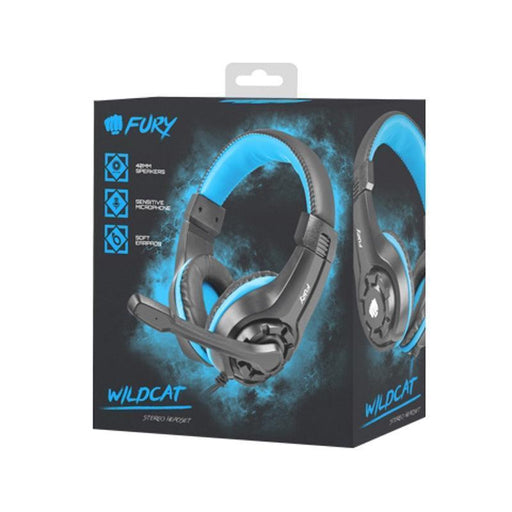 Natec Fury Wildcat headset