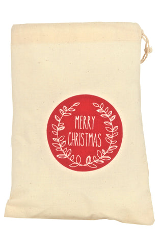 Merry Christmas Treat/ Cookie Bag