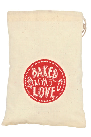 Baked with Love Treat Bag