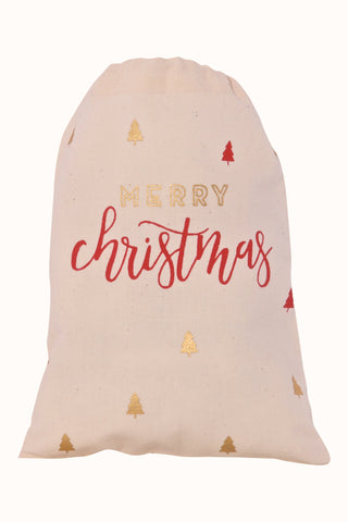 Merry Christmas Treat Bag