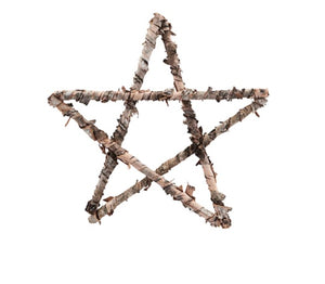 House Doctor Star Decoration - 25cm