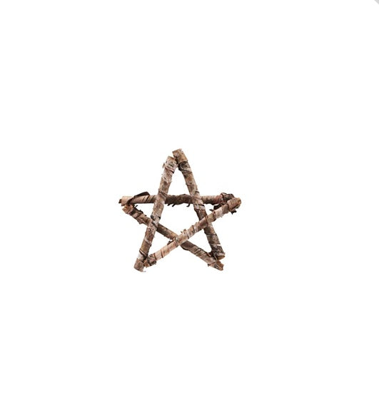 House Doctor Star Decoration - 12cm
