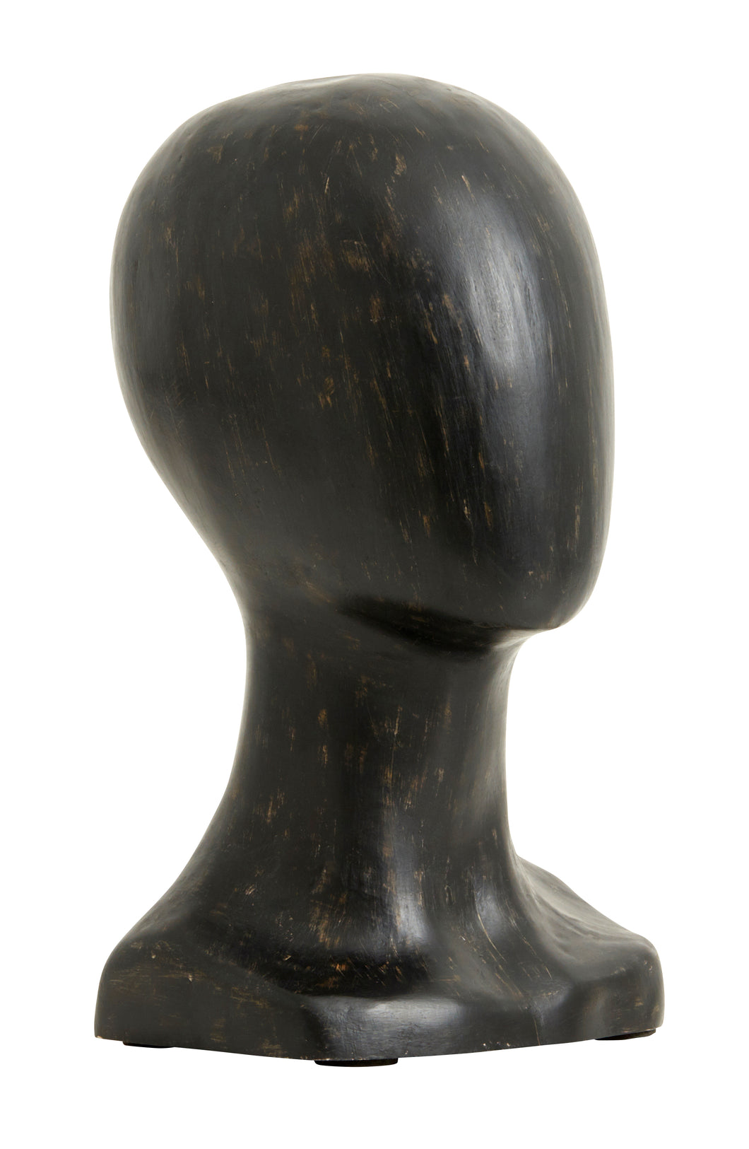 Nordal Lady Bust in Black wood