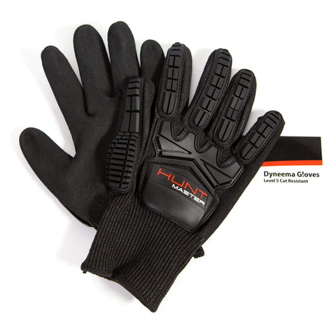 HuntMaster Gauntlet Diving Gloves - Anti Cut Protection