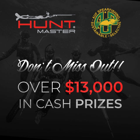 HUNTMASTER HM/AUF Memorial Spearfishing Challenge and Port Stephens Big Fish Comp.