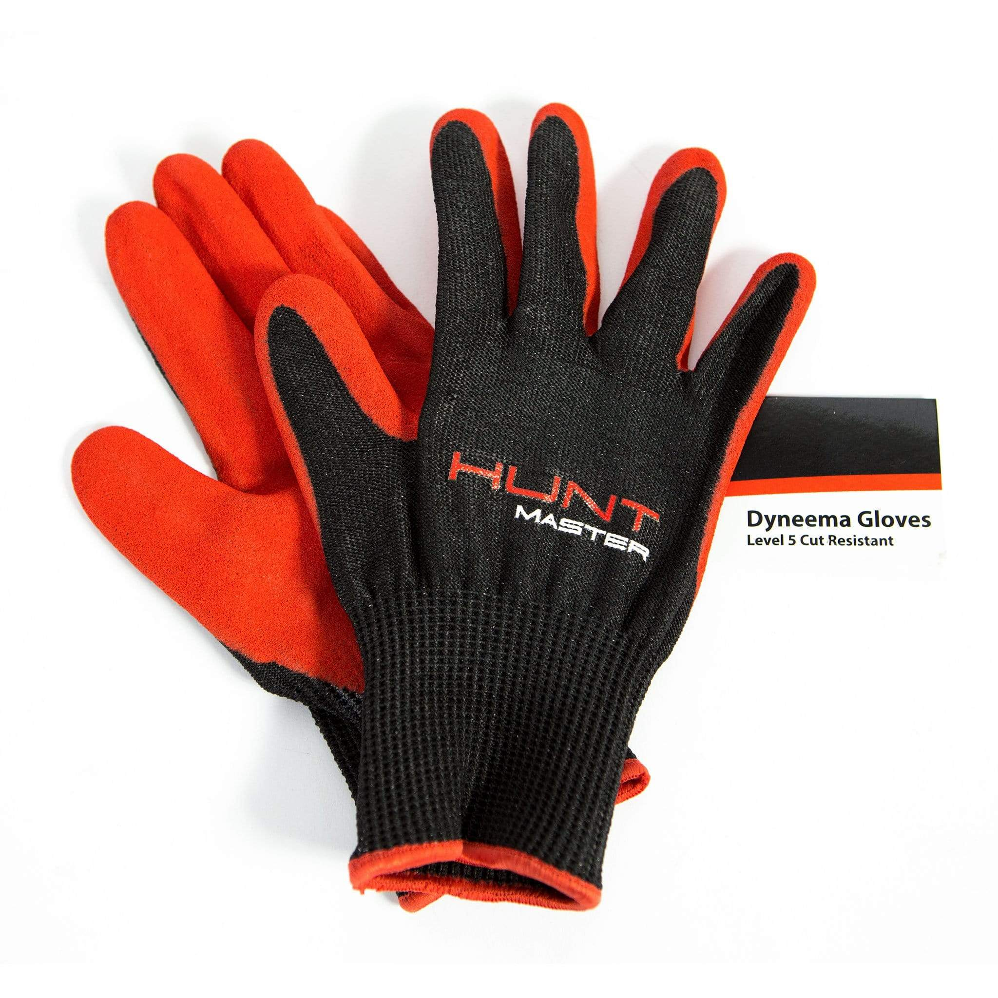 HuntMaster Tuff Diving Gloves - Anti-Cut Protection