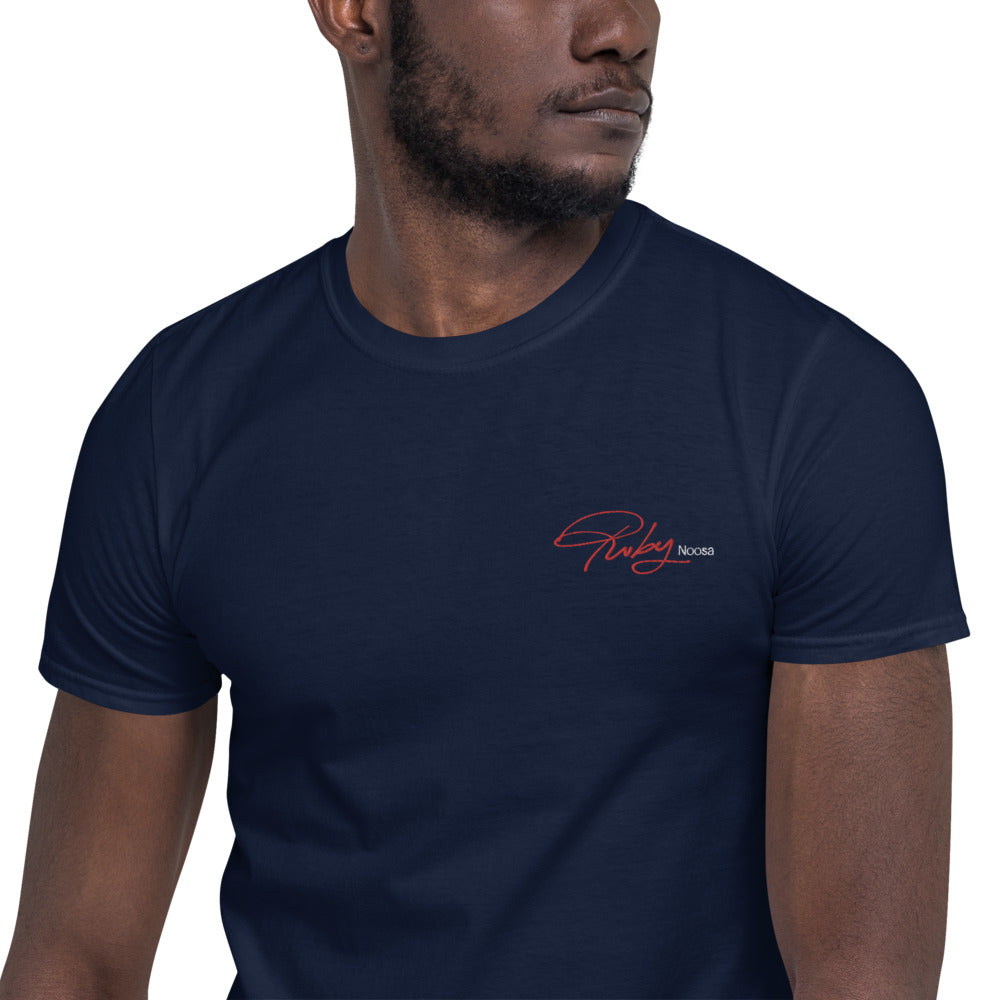 Short-Sleeve Unisex T-Shirt Ruby Noosa