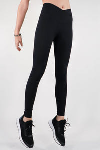 Leggings Cruzados