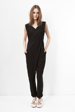 Gioia Crossfront Jumpsuit