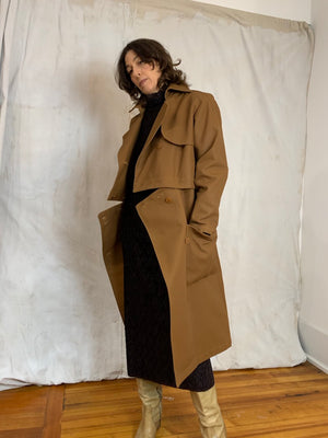 Anderst Lucia Trench Coat/ Jacket