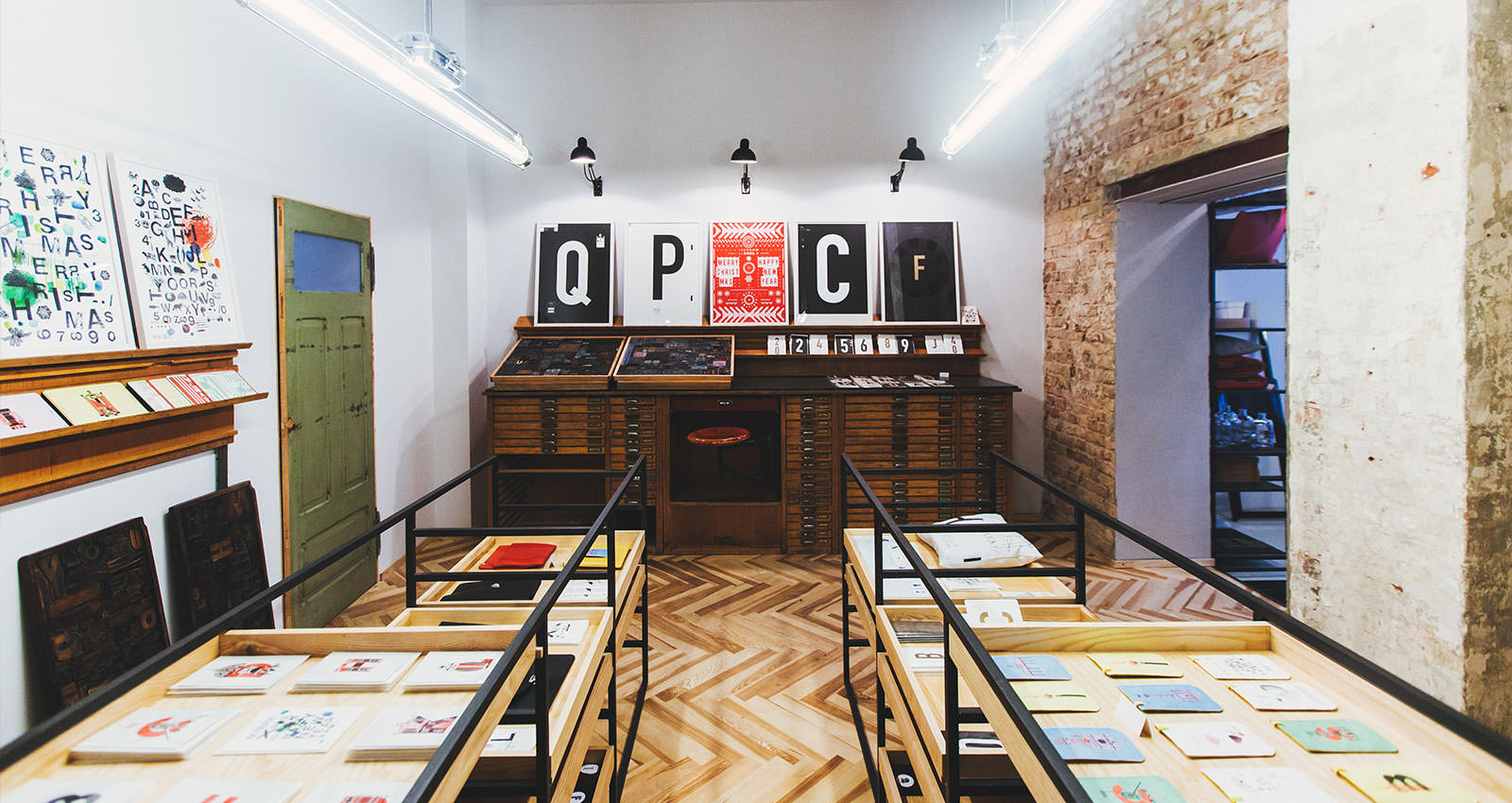 TYPE HYPE Concept Store Berlin