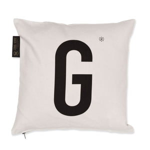 Cushion small G